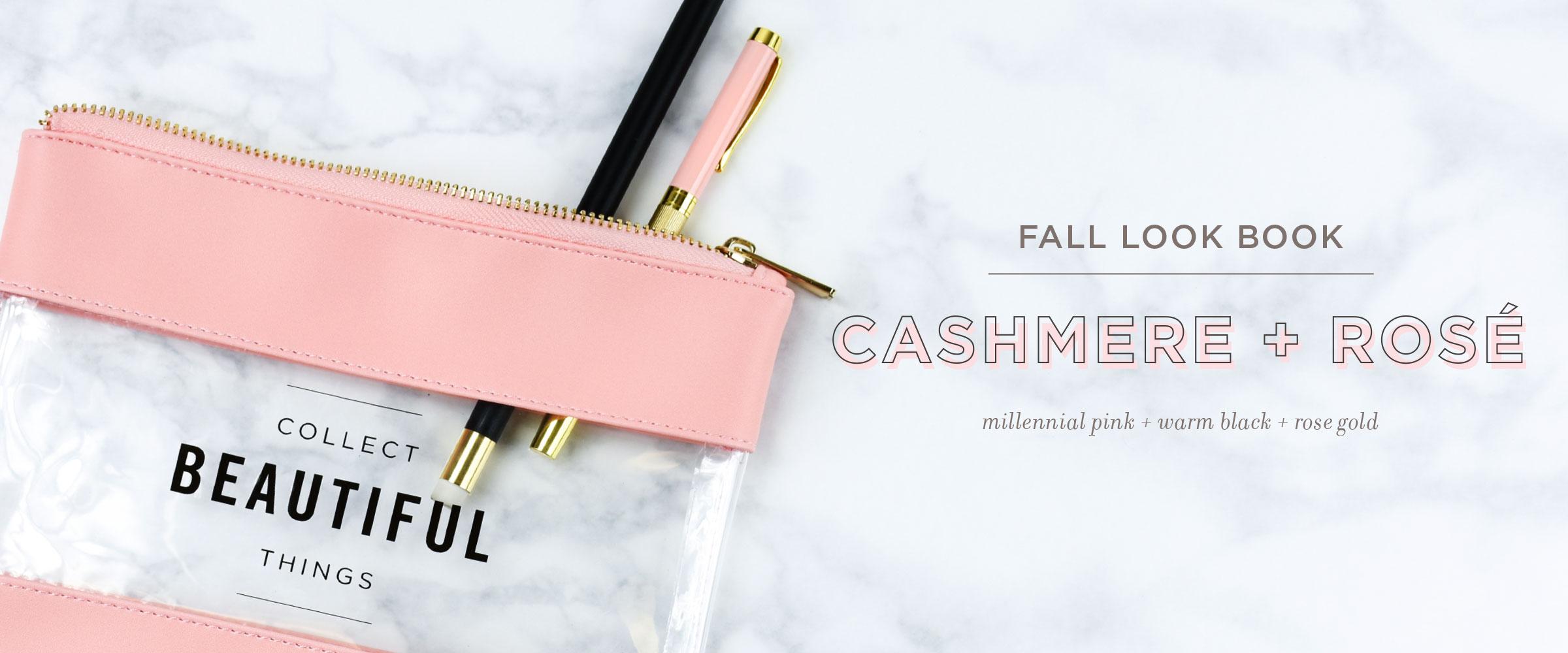 Cashmere + Rosé
