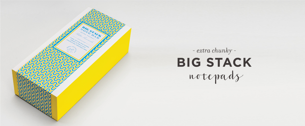 Big Stack Notepads