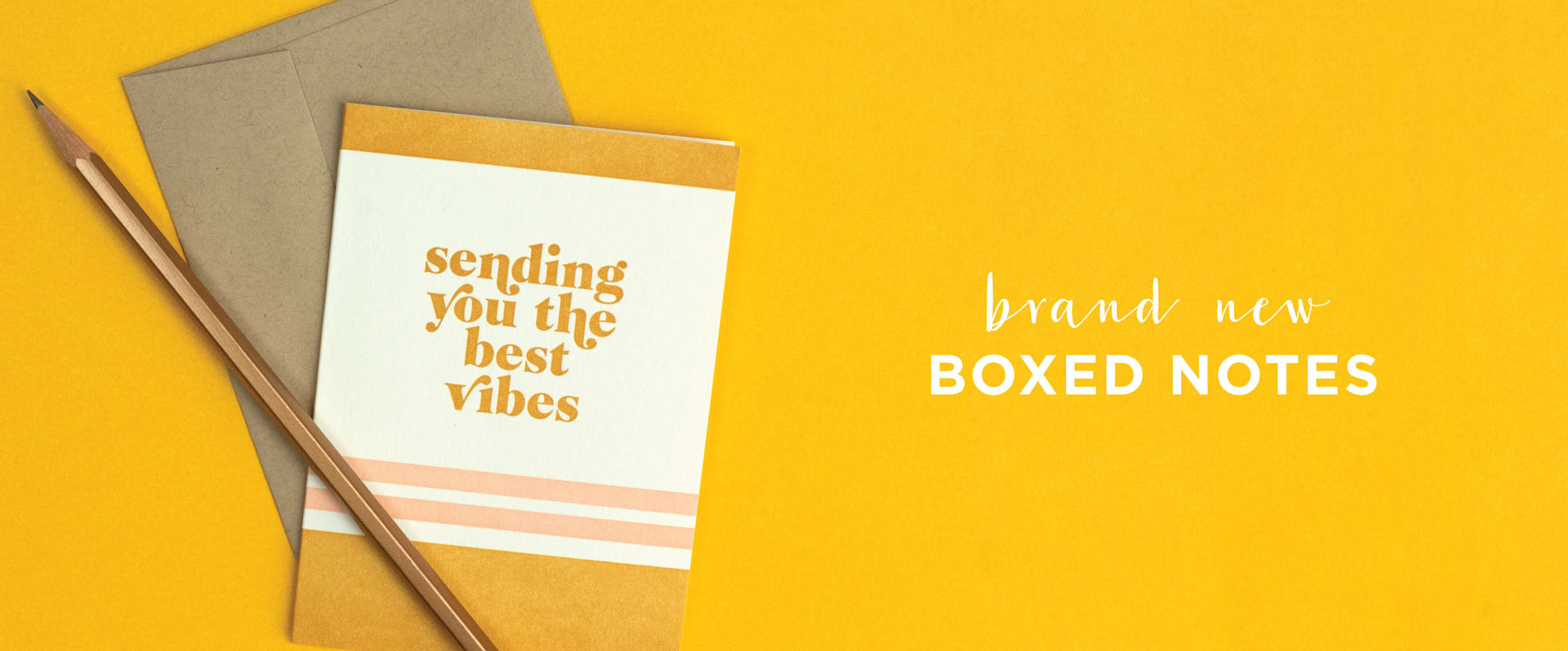 New Boxed Note Cards
