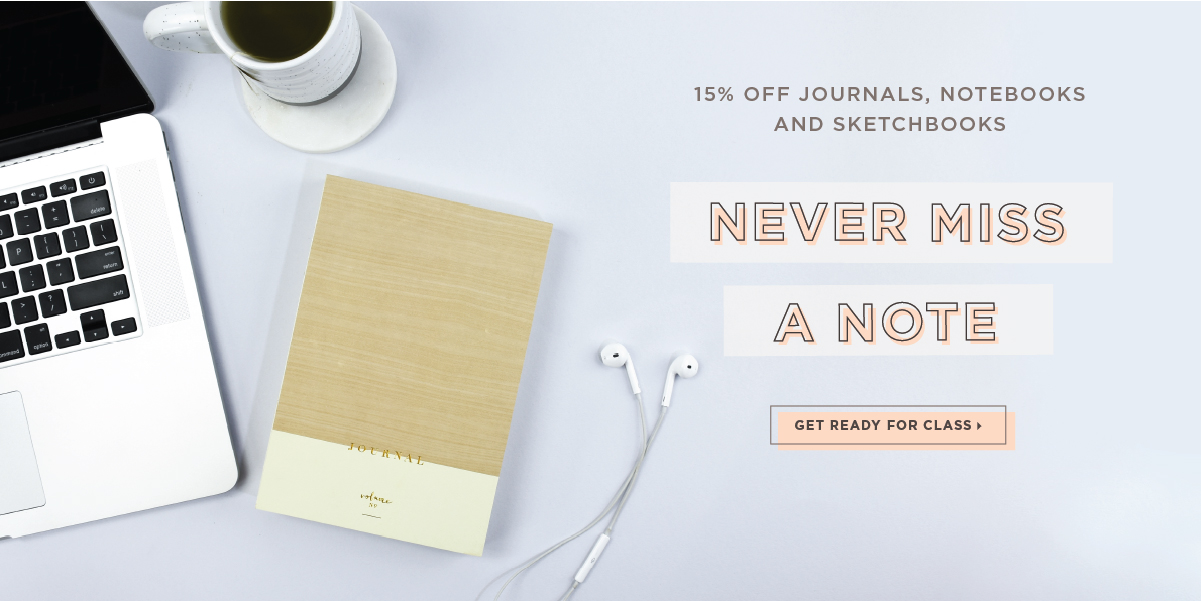 Elum Designs Journals and Sketchbooks