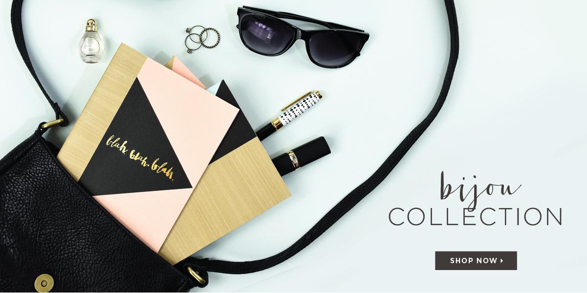 Bijou Collection Designer Stationery