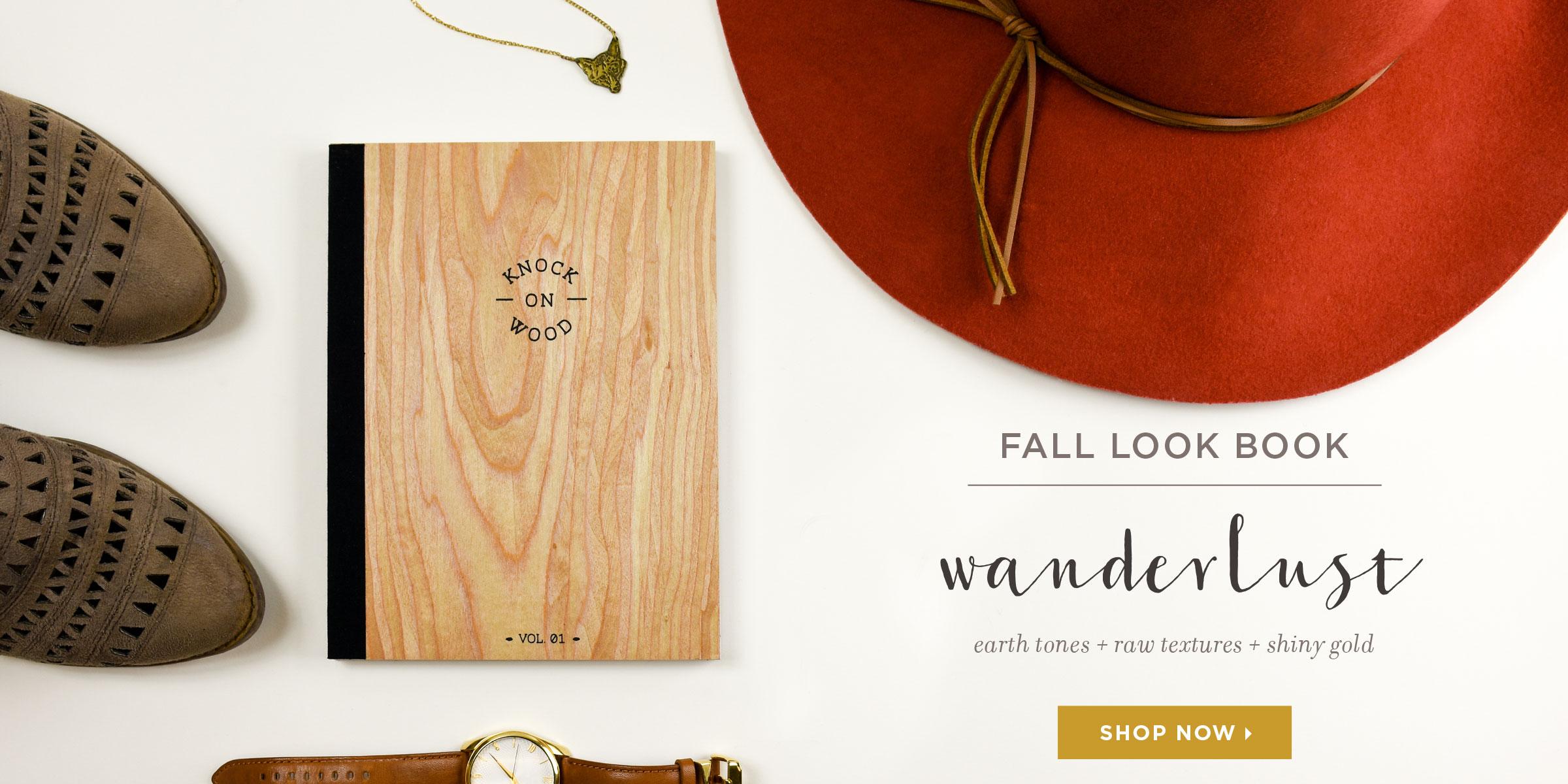 Elum Designs Fall Look Book: Wanderlust