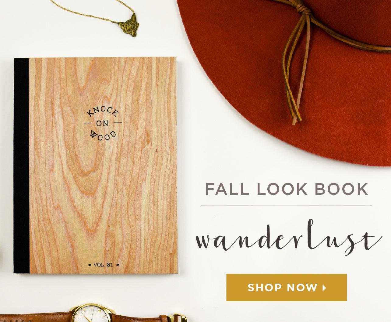 Elum Fall Look Book: Wanderlust