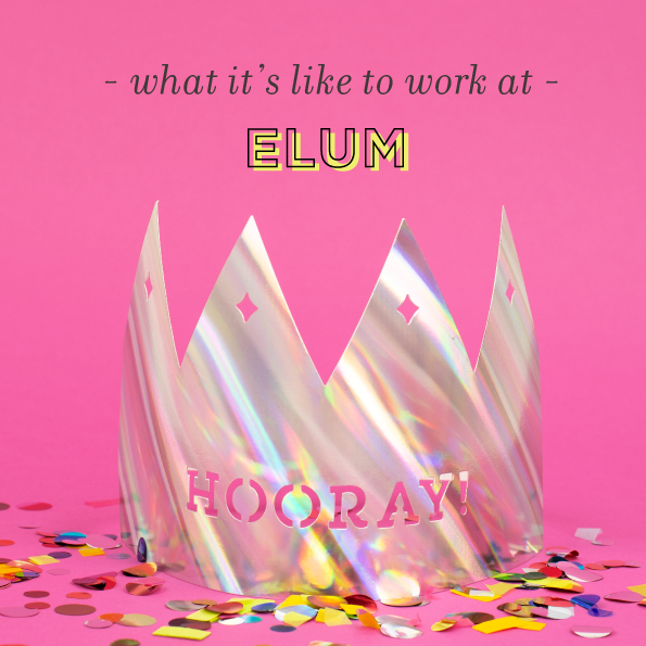 Working it At Elum