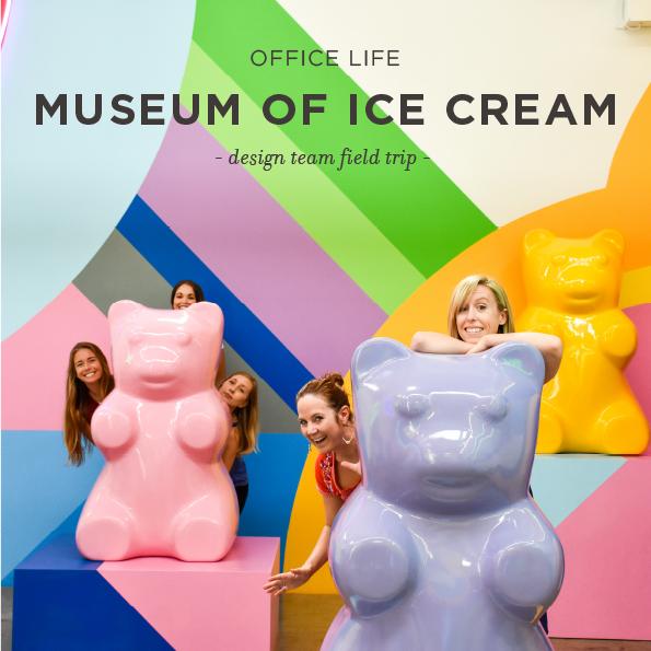 Museum of Ice Cream Team Field Trip