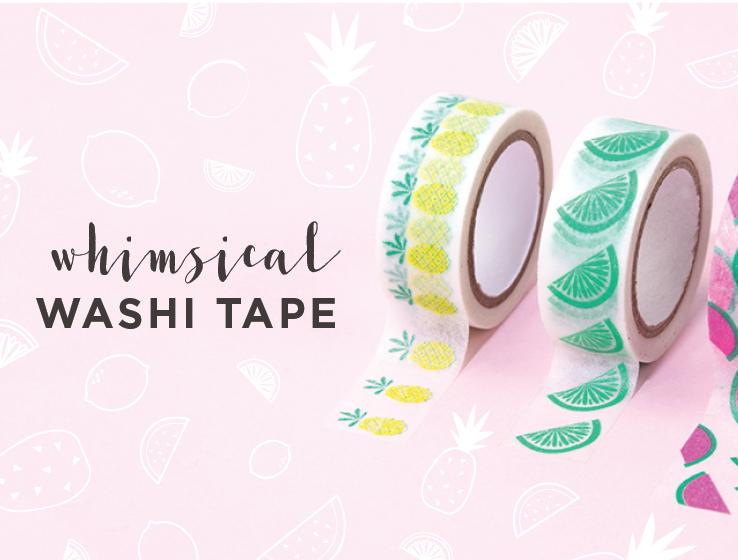 Elum Designs Cute Washi Tape