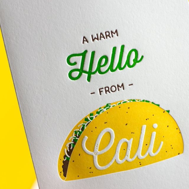 California Taco