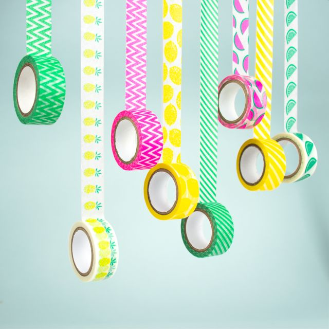 Fruitfully Fresh Paper Washi Tape