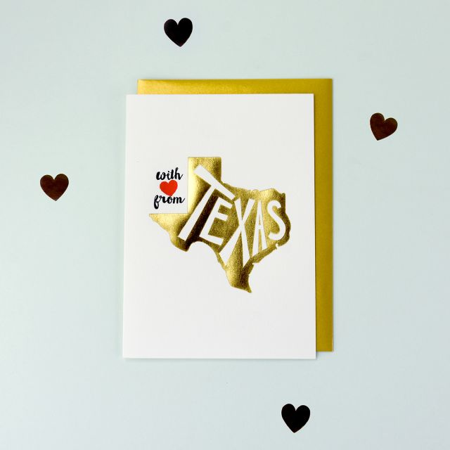 With Love From Texas