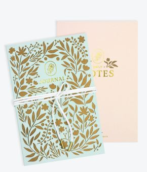 Citrus Florals 2-Pack Journals