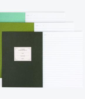 Wild Wonderment 3-Pack Journals