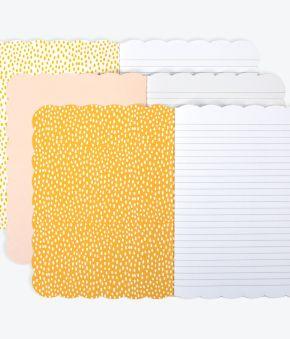 Citrus Florals 3-Pack Journals
