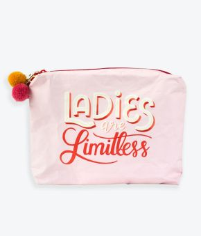 Limitless Ladies Water Resistant Pouch