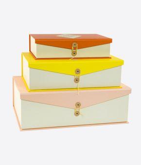 Tidy Mind Office Storage Nesting Box Set