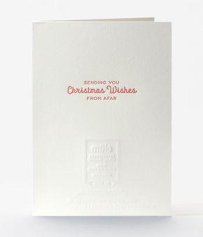 Biking Santa - Box Set of 6