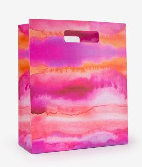 Watercolor Fields Gift Bag