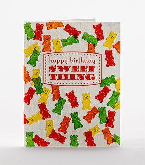 Gummy Birthday