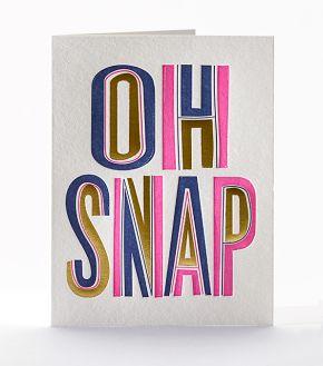 Snap Congrats