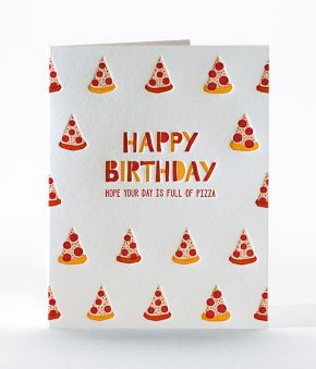 Pizza Birthday