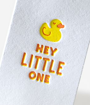 Little Ducky Mini Notes - Set of 10