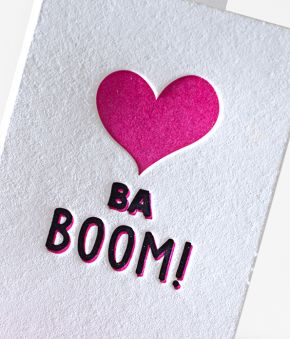Ba Boom Icon Mini Note