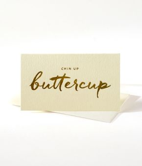 Buttercup Mini Notes - Set of 10