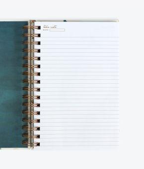 Terrazzo Spiral Bound Journal