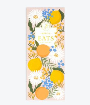 Citrus Florals Weekly Eats