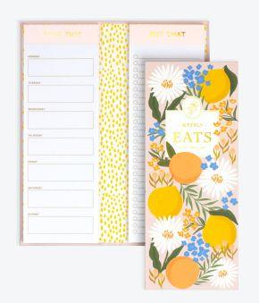 Citrus Florals Weekly Eats