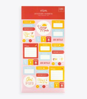 Groovy Mood Sticker Sheets