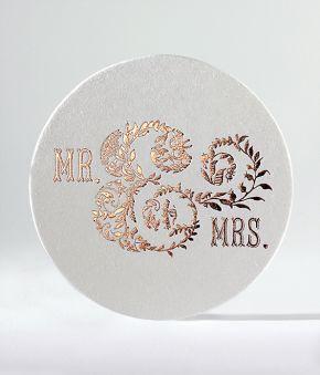 Filigree Coasters