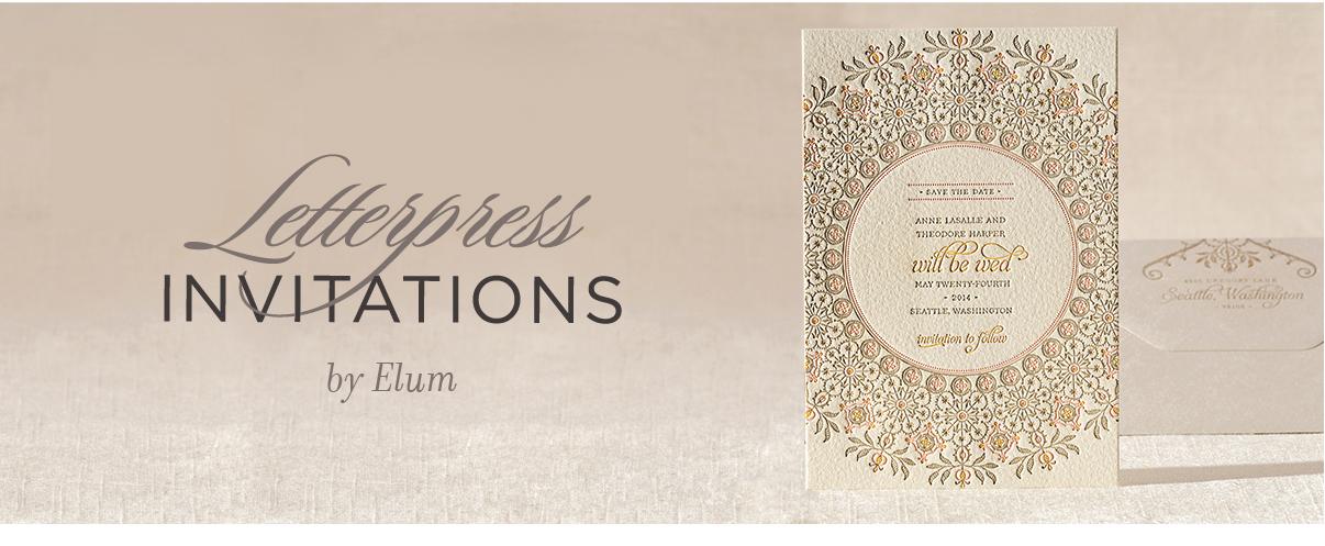 Elum Custom Letterpress