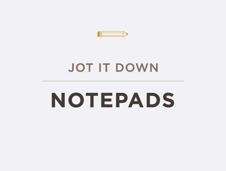 lum Designs Cute Notepads