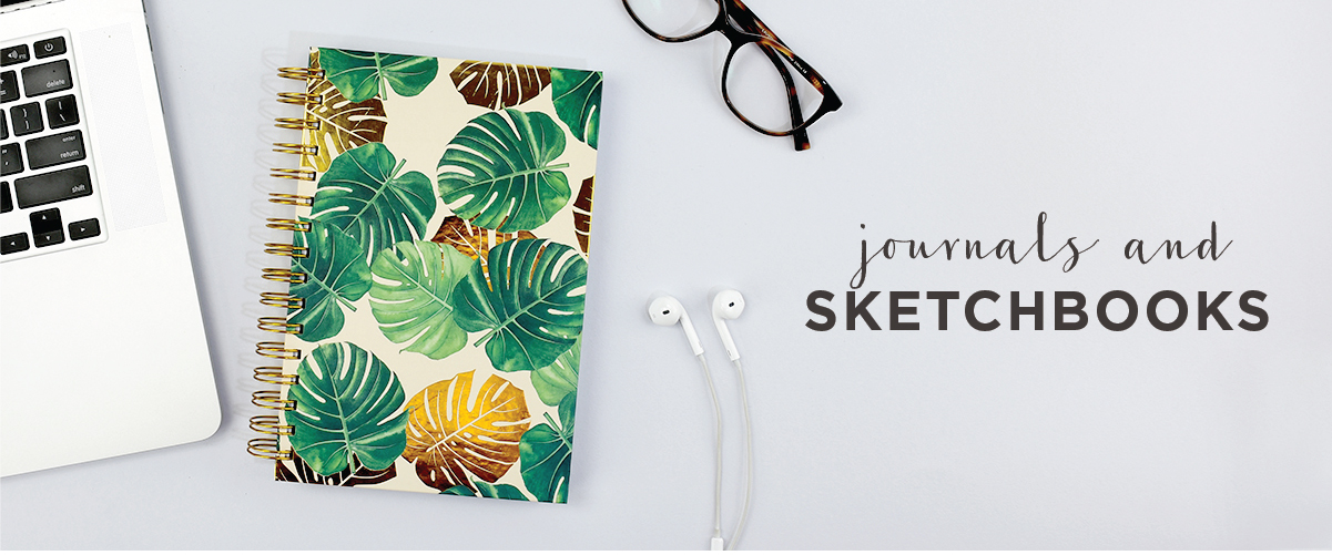 Journals & Sketchbooks