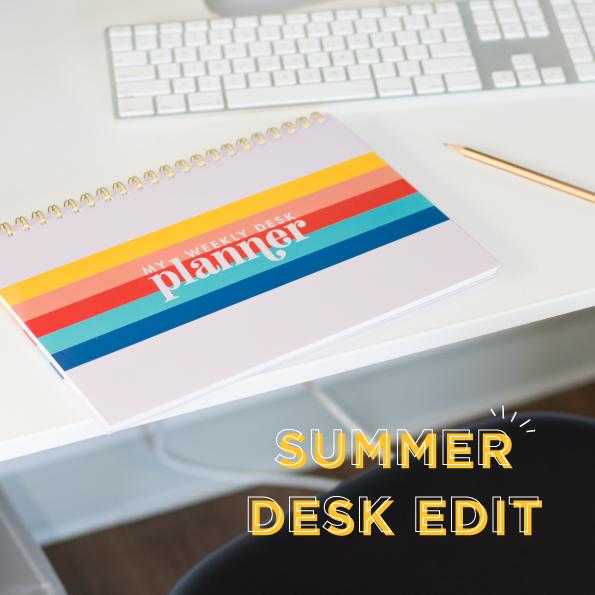 Summer Desk Edit